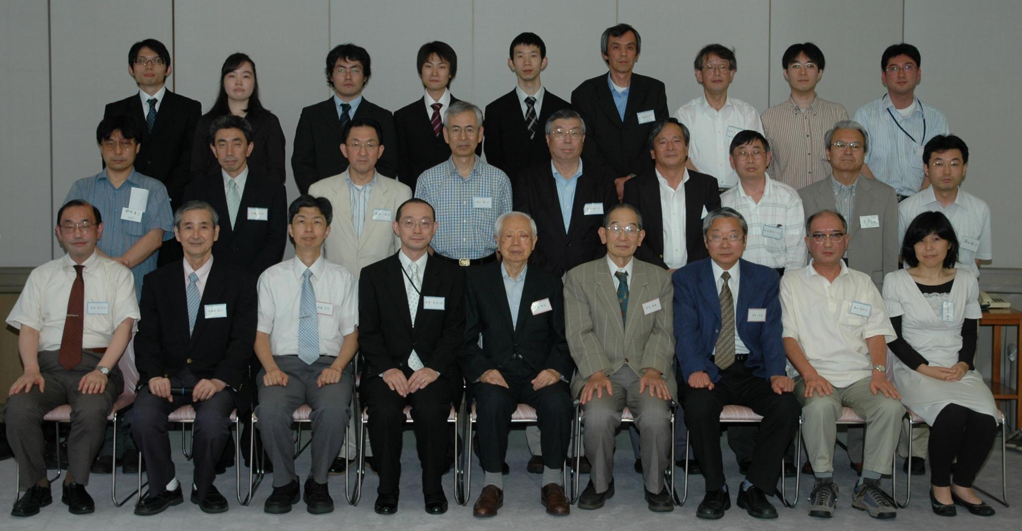 2007年総会集合写真