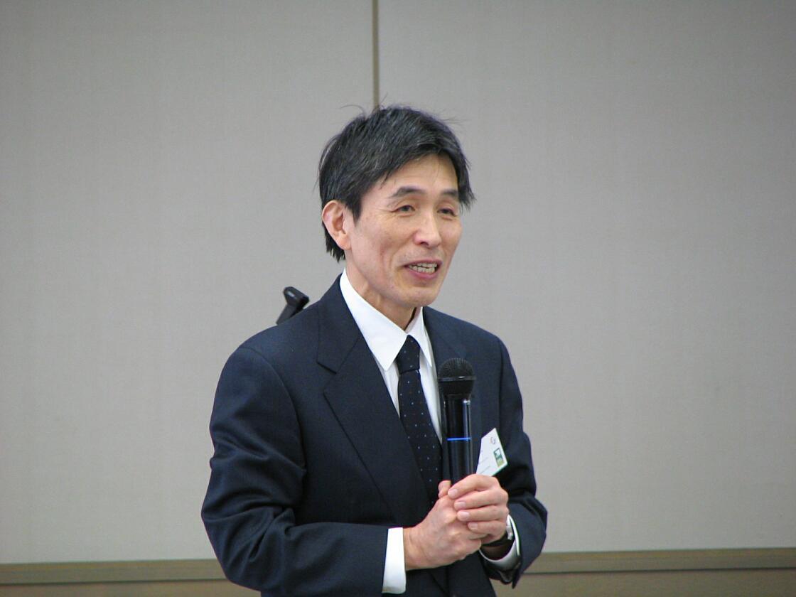 25閉会の挨拶:二ノ宮先生